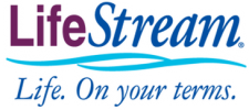 life stream logo life on your terms