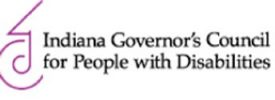 Indiana Governor's Council for People with Disabilities Logo